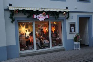englisches Geschäft Flair in Villingen